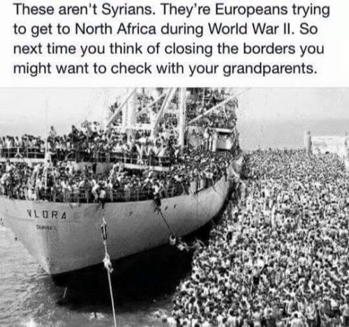 Ook foto's van vluchtelingen op een boot wreden met valse verhalen 'verkocht'